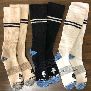 Bombas Compression Socks
